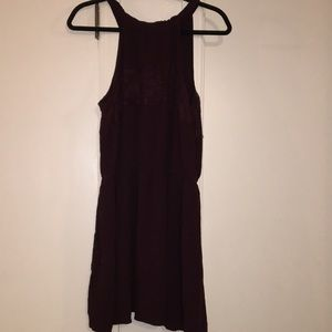 Plum American eagle dress